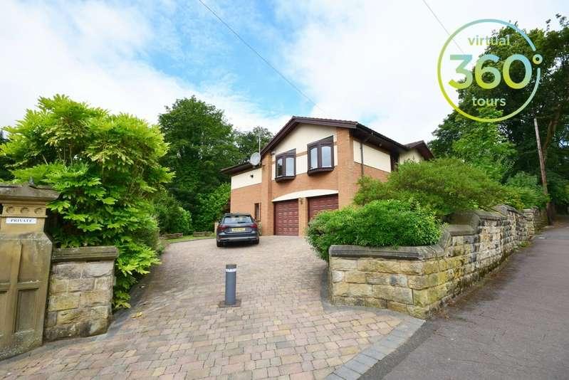 4 Bedrooms Detached House for rent in Spring Bank Lane, Bamford OL11