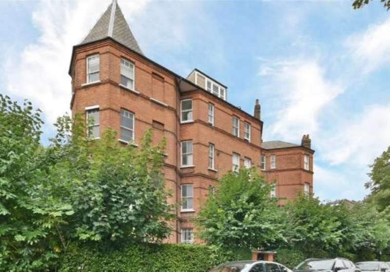 3 Bedrooms Apartment Flat for sale in Fairhazel Mansions, Fairhazel Gardens, South Hampstead, London, NW6 3SH