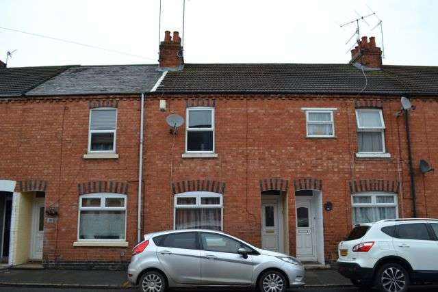 3 Bedrooms Terraced House for sale in Abbey Road, Far Cotton, Northampton NN4 8EY