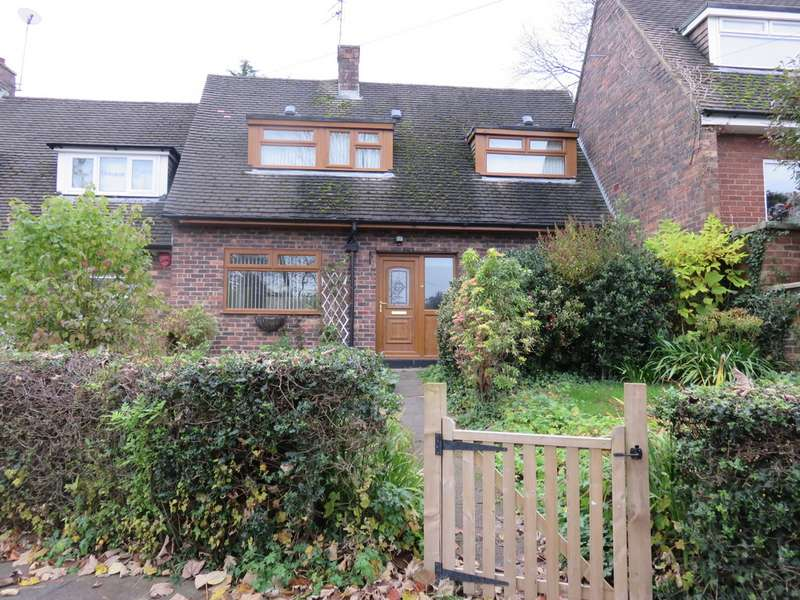 2 Bedrooms Terraced House for rent in Delamere Drive, Macclesfield SK10