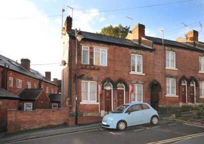 3 Bedrooms Terraced House for sale in Broomspring Lane, Sheffield, South Yorkshire