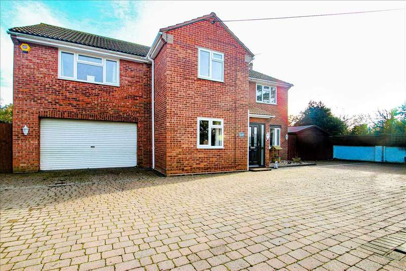 5 Bedrooms Detached House for sale in Red Lodge, Connaught Road, Weeley