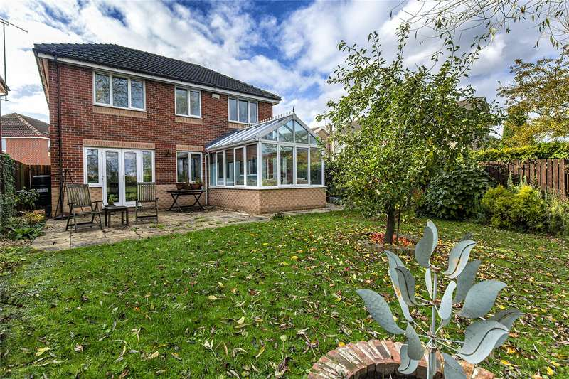 4 Bedrooms Detached House for sale in Millers Croft, Ackworth, Pontefract
