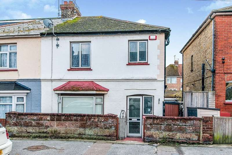 3 Bedrooms Semi Detached House for sale in St. Lukes Avenue, Ramsgate, CT11