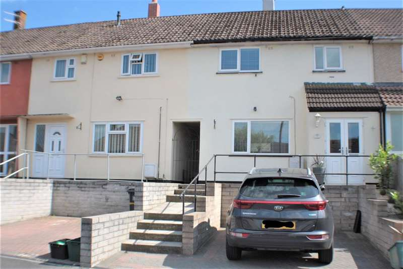 3 Bedrooms Terraced House for sale in Goulston Road, Bishopsworth, Bristol, BS13 7SD