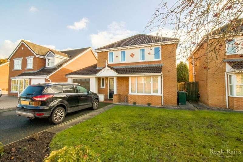 4 Bedrooms Semi Detached House for sale in Handa Drive, Ellesmere Port, CH65