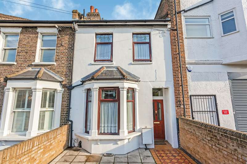 3 Bedrooms House for sale in Sternhall Lane, London, SE15