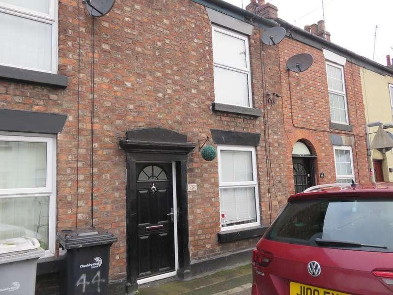 2 Bedrooms Terraced House for rent in Garden Street, Macclesfield SK10