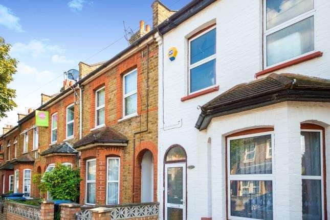 3 Bedrooms Terraced House for sale in Bath Road, London, N9