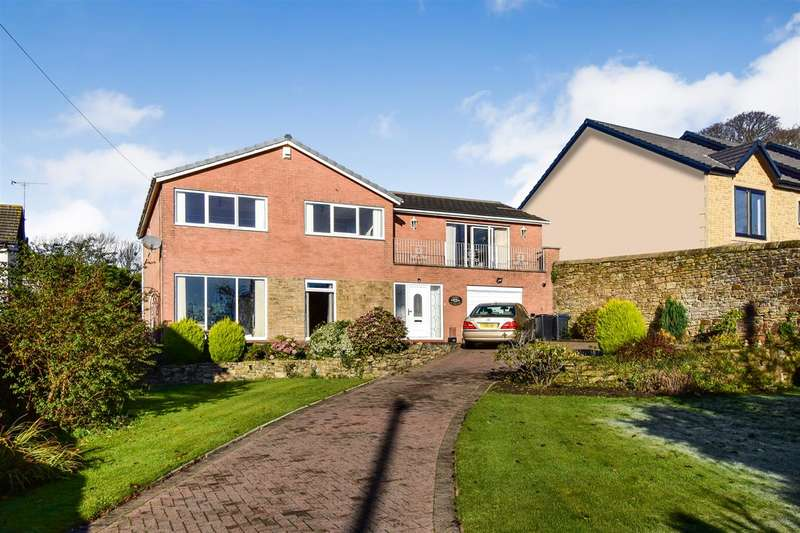 4 Bedrooms Detached House for sale in High Seaton, Workington