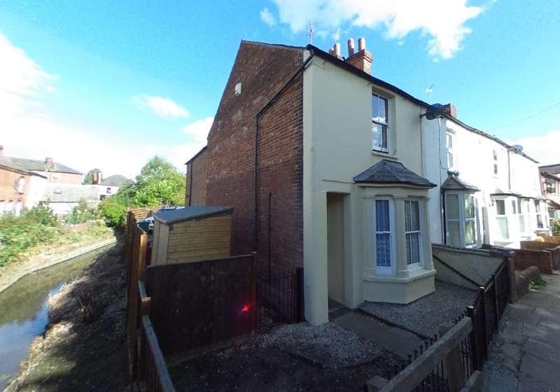 3 Bedrooms End Of Terrace House for sale in Highbridge Walk, Aylesbury, Buckinghamshire, HP21 7SE
