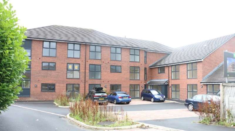57 Bedrooms Block Of Apartments Flat for sale in Smithy Bridge Care Home, Barke Street, Littleborough, Lancashire, OL15 8QN