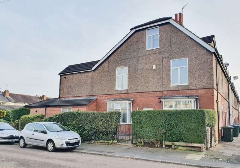 6 Bedrooms End Of Terrace House for sale in Dronfield Road, Coventry, West Midlands, CV2 4BZ