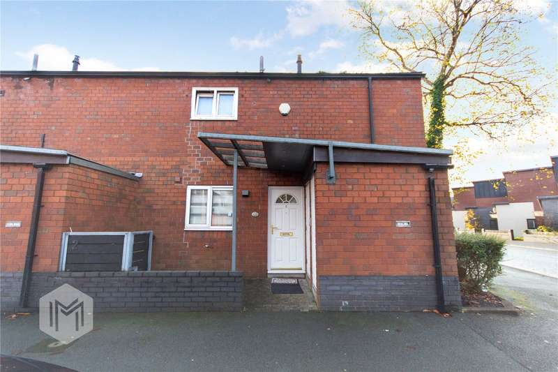 2 Bedrooms End Of Terrace House for sale in Pleasant Gardens, Bolton, Greater Manchester, BL1
