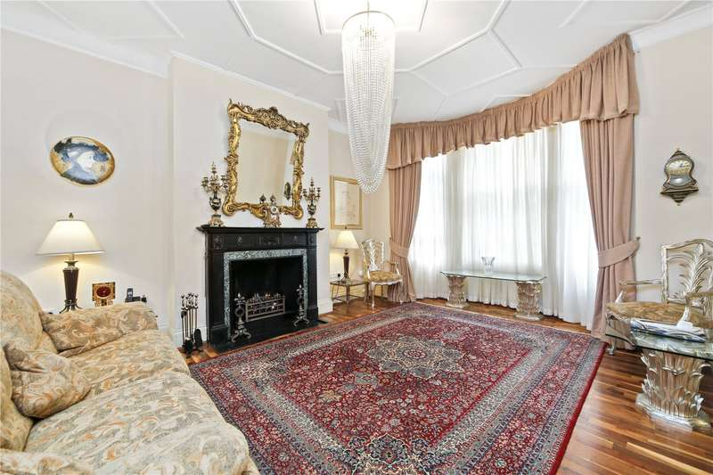 3 Bedrooms Apartment Flat for sale in Bryanston Mansions, York Street, London, W1H