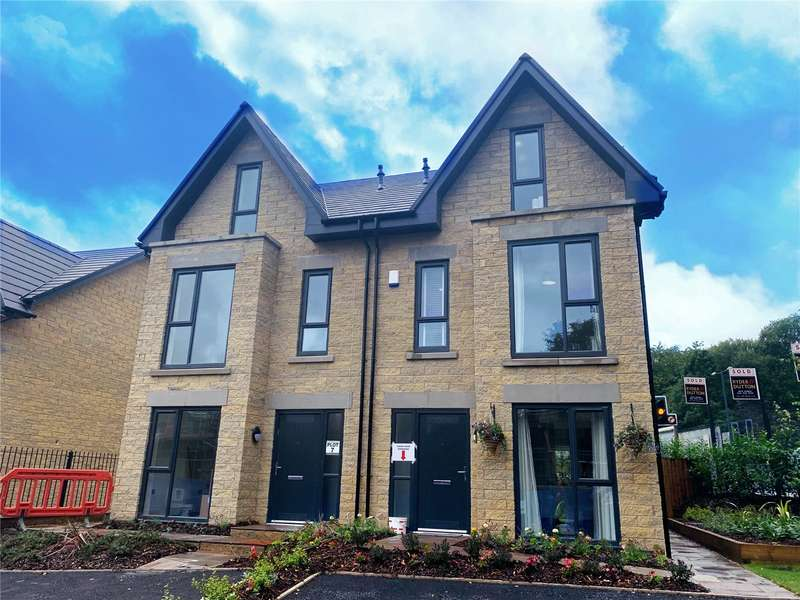 4 Bedrooms Semi Detached House for sale in House Type 1 - Plot 7 Carrhill, 13 Old Mill Drive, Mossley, Ashton-Under-Lyne, OL5