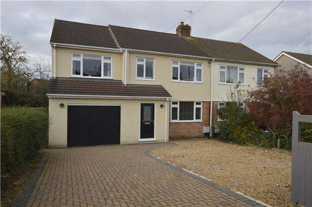 4 Bedrooms Semi Detached House for sale in Upper Stone Close, Frampton Cotterell, BRISTOL, BS36 2LB