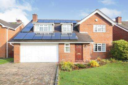 5 Bedrooms Detached House for sale in Millbank Close, Chelford, Macclesfield, Cheshire