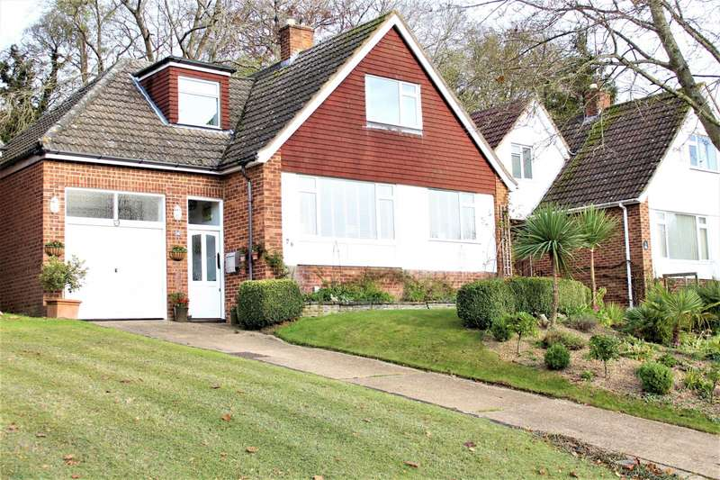 4 Bedrooms Detached House for sale in Squirrel Rise, Marlow Bottom