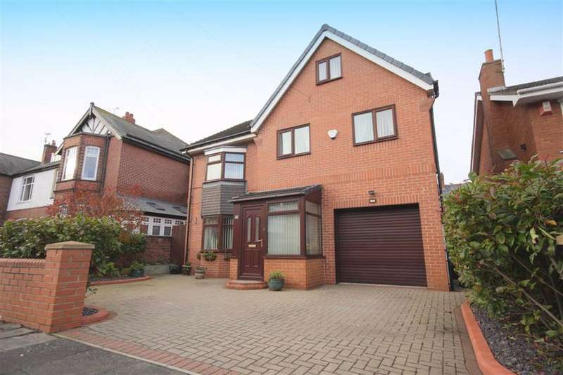 5 Bedrooms Detached House for sale in Hawthorn Gardens, Whitley Bay, Tyne And Wear, NE26