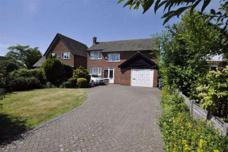 4 Bedrooms Detached House for sale in Bramhall Moor Lane, Hazel Grove, Stockport