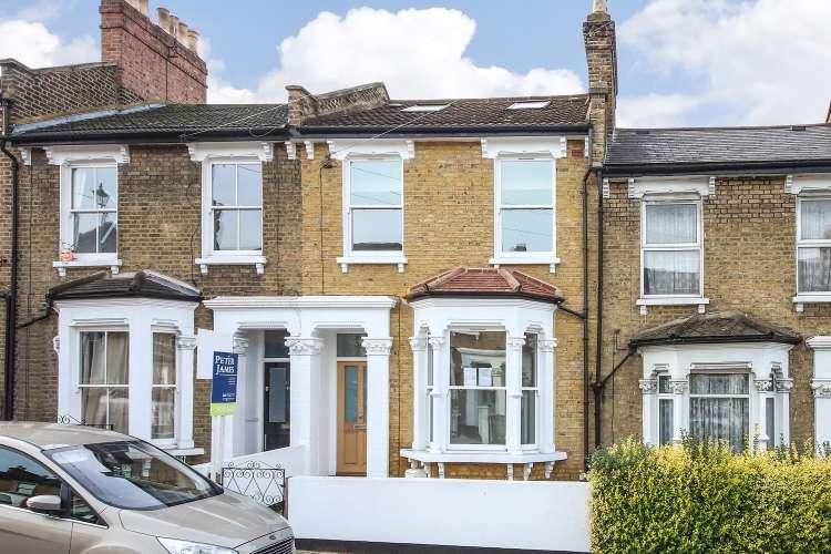 5 Bedrooms Terraced House for sale in Gellatly Road London SE14