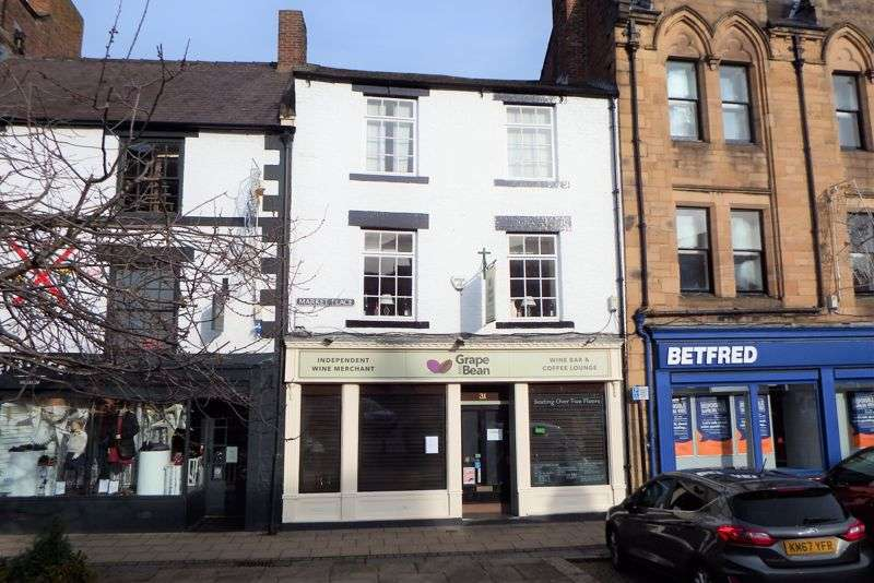 Property for sale in Market Place, Hexham