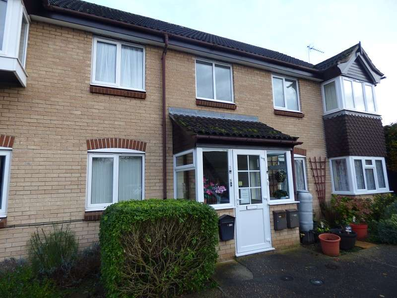 2 Bedrooms Ground Flat for sale in Kimbolton Court, Peterborough, Cambridgeshire. PE1 2NL