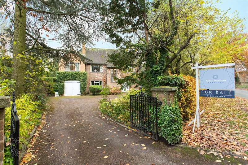 4 Bedrooms Detached House for sale in Broseley Avenue, Culcheth, Warrington, Cheshire, WA3