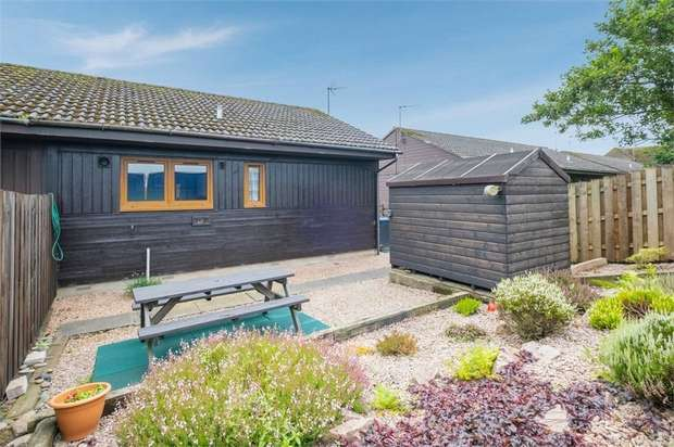 1 Bedroom Semi Detached Bungalow for sale in Golf Road, Cruden Bay, Aberdeenshire