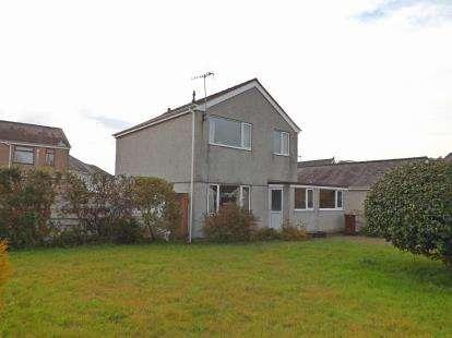 3 Bedrooms Detached House for sale in Maes Gerddi, Porthmadog, Gwynedd, ., LL49