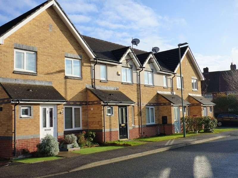 2 Bedrooms Property for rent in Crathorne Court, Burnopfield, Newcastle upon Tyne, Durham, NE16 6DA