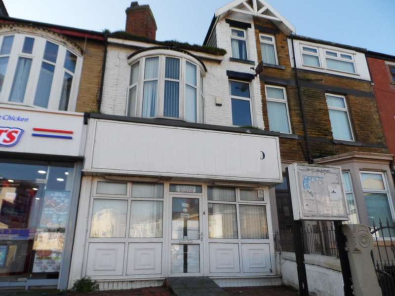Shop Commercial for sale in Lytham Road, BLACKPOOL, FY1 6DT