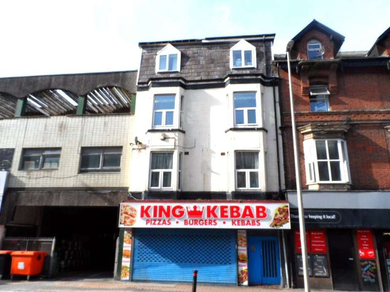 1 Bedroom Flat for rent in Dickson Road, Blackpool, FY12AA