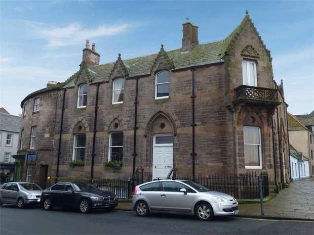 3 Bedrooms Ground Maisonette Flat for sale in Bridge End, Berwick-upon-Tweed, Northumberland