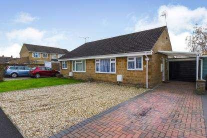 2 Bedrooms Bungalow for sale in Martock, Somerset, Uk
