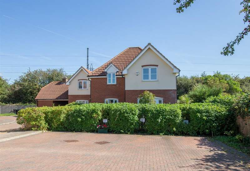 1 Bedroom Flat for rent in Bryson Close, Westoning
