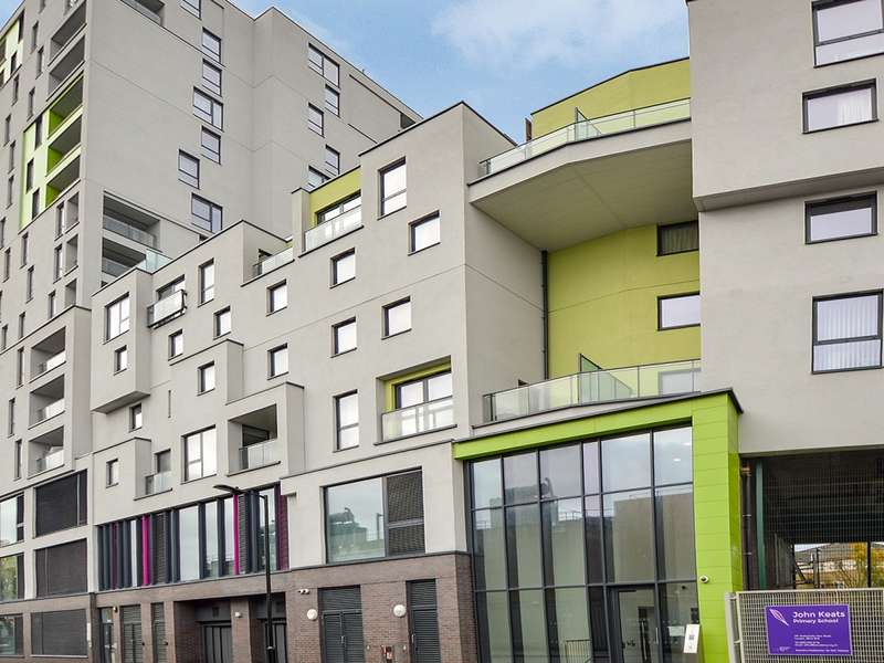 2 Bedrooms Duplex Flat for sale in Verney Road, South Bermondsey SE16
