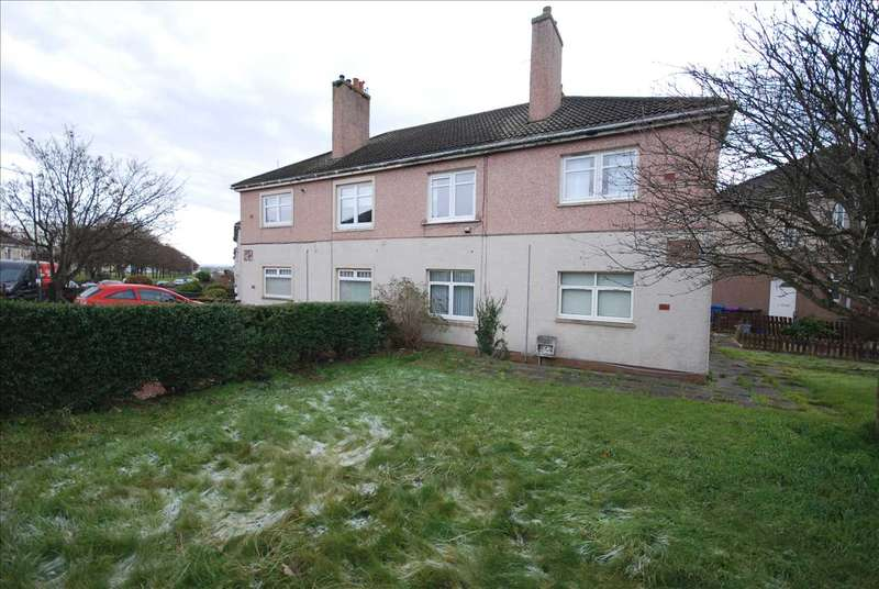 2 Bedrooms Flat for sale in Kerr Avenue, Saltcoats