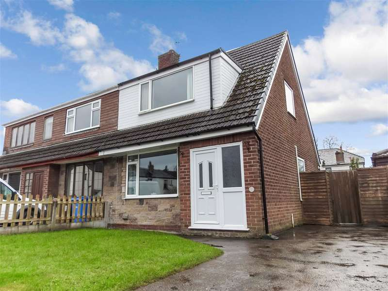 3 Bedrooms Semi Detached House for sale in Robin Close, Charnock Richard