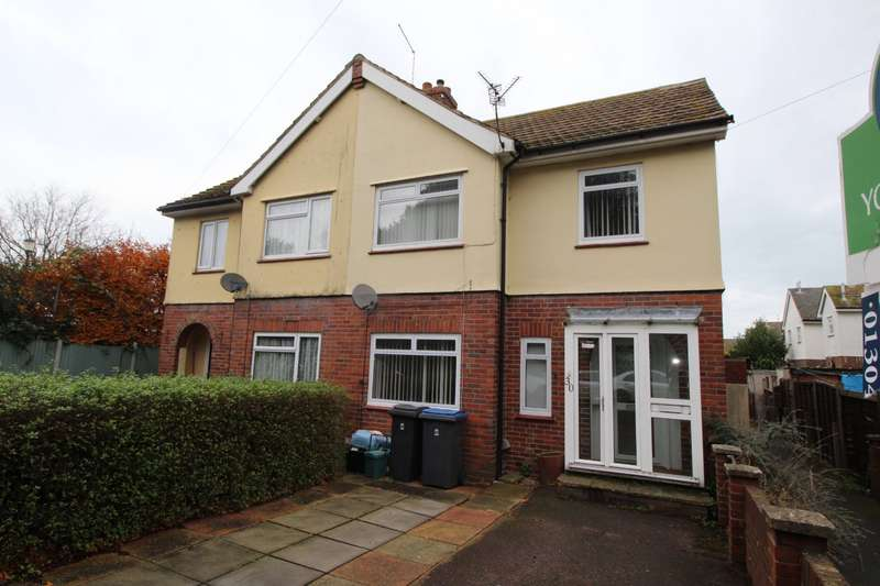 3 Bedrooms Semi Detached House for sale in Hamilton Road, Deal, Kent, CT14