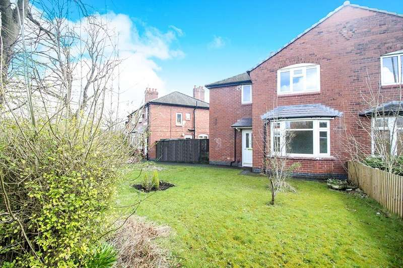 3 Bedrooms Semi Detached House for sale in Mauldeth Road West, Withington, Manchester, Greater Manchester, M20