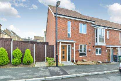 2 Bedrooms End Of Terrace House for sale in East Cowes, Isle of Wight
