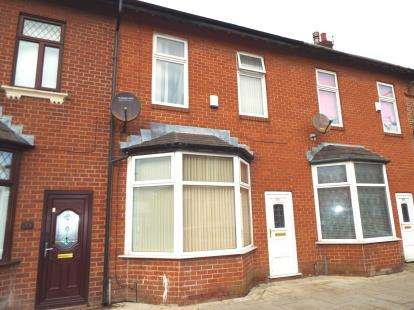 2 Bedrooms Terraced House for sale in New Hall Lane, Ribbleton, Preston, Lancashire, PR1