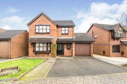 4 Bedrooms Detached House for sale in Regents View, Pleckgate, Blackburn, Lancashire