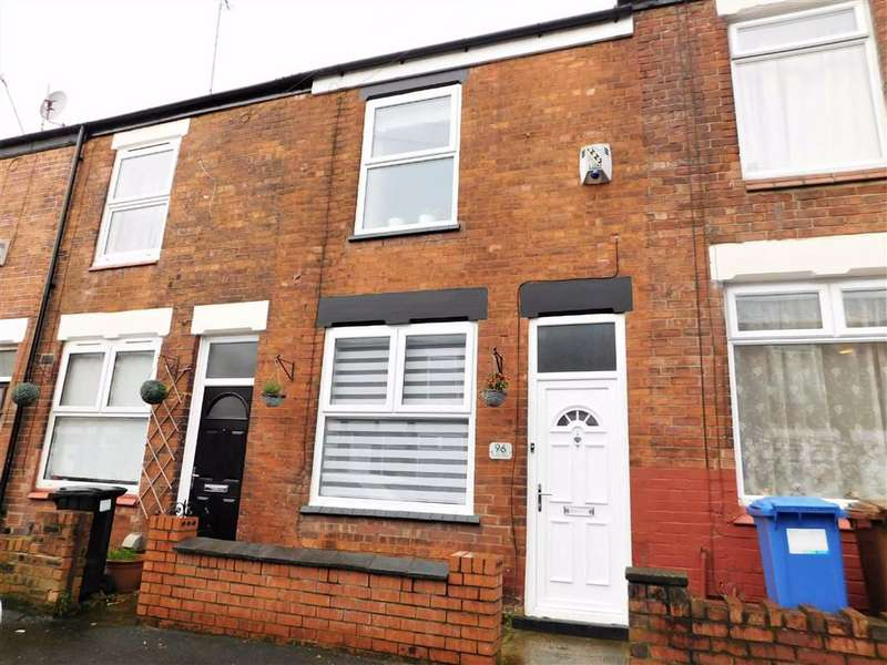 2 Bedrooms Terraced House for sale in Charles Street, Stockport, Stockport