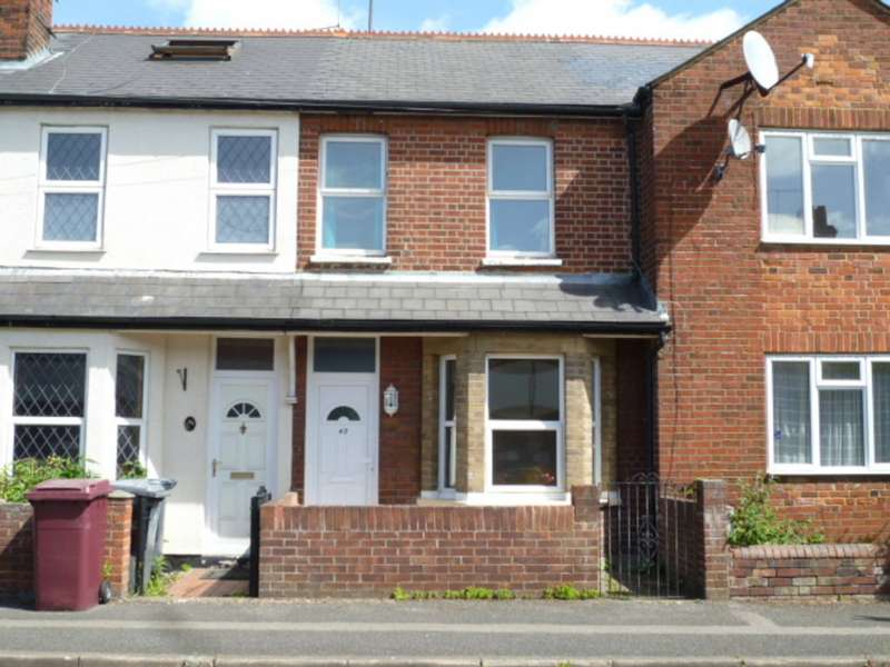 3 Bedrooms Terraced House for rent in Cardiff Road, Reading RG1