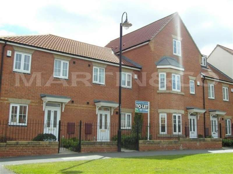 2 Bedrooms Terraced House for rent in Rosebury Drive, NE12 8RG