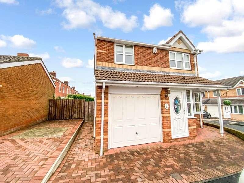 3 Bedrooms Property for sale in Hambleton Drive, Seaham, Durham, SR7 0BF