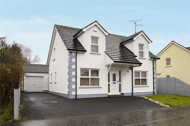 5 Bedrooms Detached House for sale in The Ferns, Armoy, Ballymoney, County Antrim